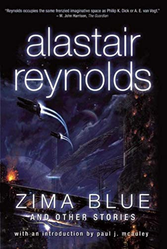 9781597800587: ZIMA BLUE & OTHER STORIES