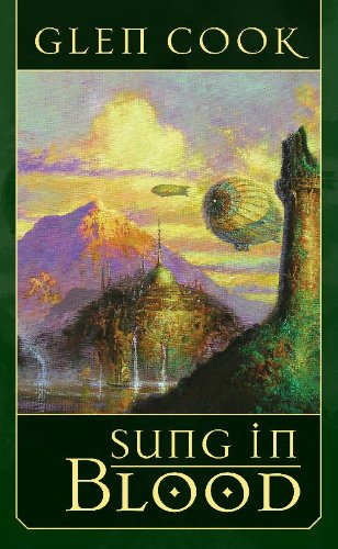 9781597800648: Sung In Blood [Hardcover] by