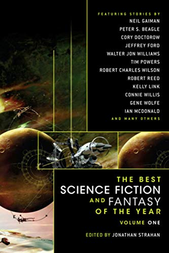 9781597800686: The Best Science Fiction and Fantasy of the Year, Vol. 1