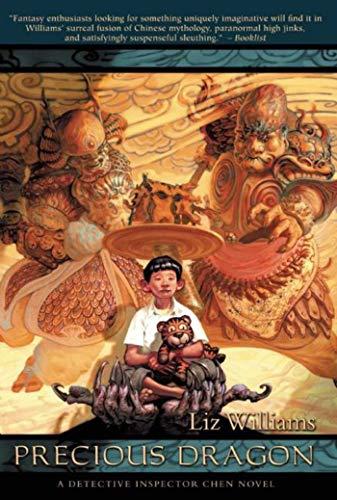 9781597800822: Precious Dragon (Detective Inspector Chen Novels (Hardcover))