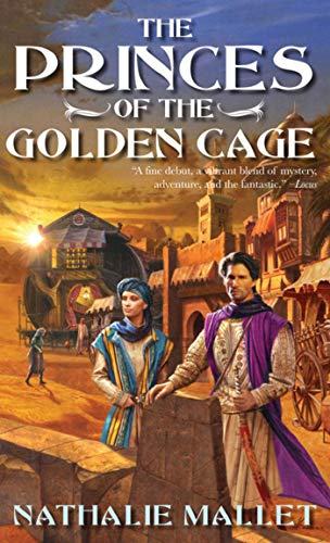 9781597800907: The Princes of the Golden Cage (None)