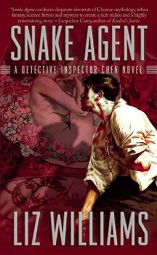 9781597801072: Snake Agent (Detective Inspector Chen Novels (Paperback))