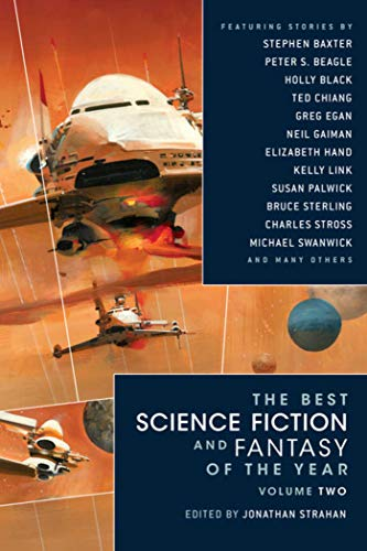 9781597801249: The Best Science Fiction and Fantasy of the Year, Volume Two: v. 2 (Best Science Fiction & Fantasy of the Year)