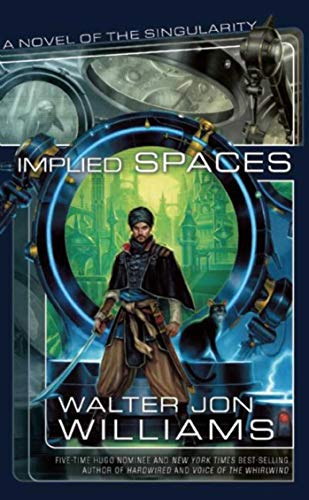 9781597801515: Implied Spaces (Singularity)