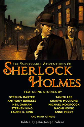 9781597801607: The Improbable Adventures of Sherlock Holmes