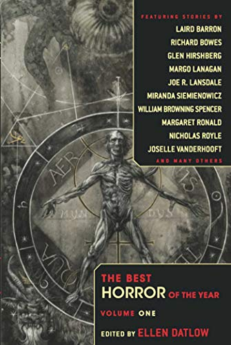 9781597801614: Best Horror of the Year, Vol. 1