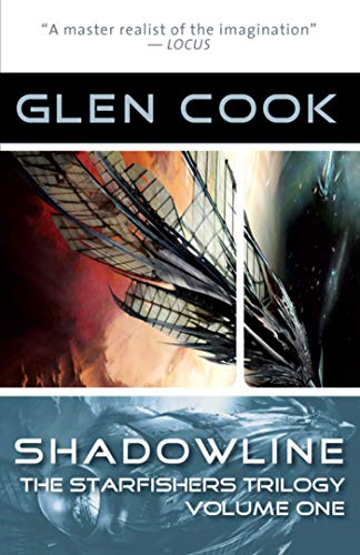 9781597801676: Shadowline: The Starfishers Trilogy: Volume One