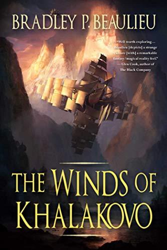 The Winds of Khalakovo (The Lays of Anuskaya): Beaulieu, Bradley P.