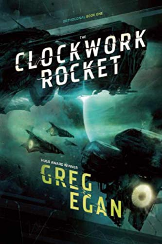 9781597802925: The Clockwork Rocket (Orthogonal)