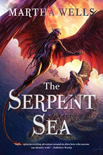 The Serpent Sea (The Books of the Raksura) (1597803324) by Wells, Martha