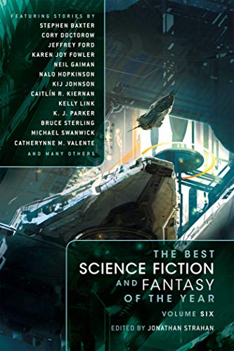The Best Science Fiction and Fantasy of: Stephen Baxter, Cory