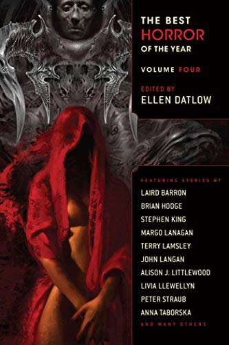 9781597803991: The Best Horror of the Year Volume 4