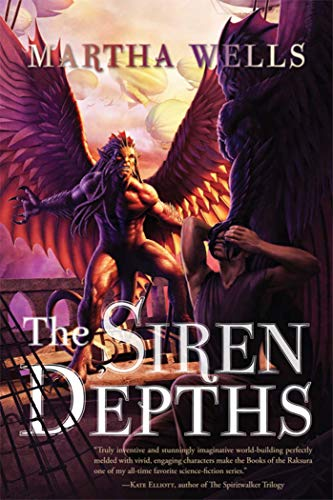 9781597804400: The Siren Depths