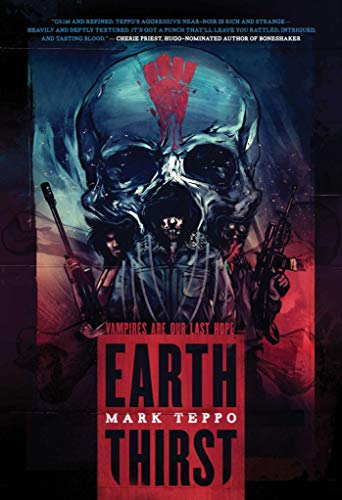 9781597804455: Earth Thirst (The Arcadian Conflict)
