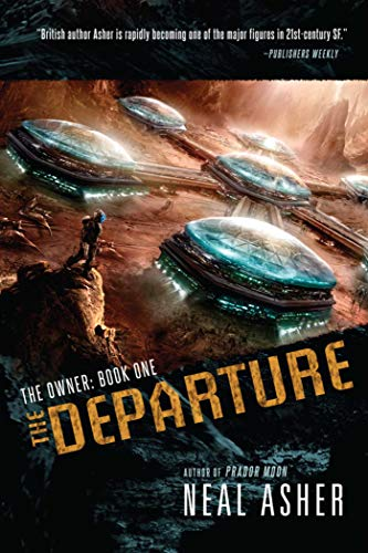 9781597804479: The Departure: 1 (Owner (Night Shade Books))