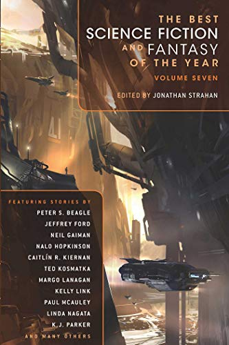 9781597804592: 7: The Best Science Fiction and Fantasy of the Year Volume Seven