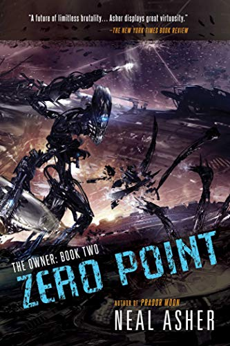 9781597804707: Zero Point: The Owner: Book Two: 2