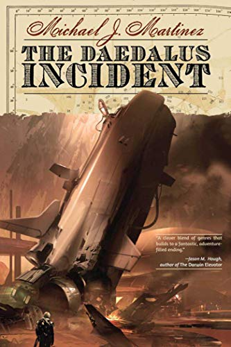 9781597804721: The Daedalus Incident: Book One of the Daedalus Series