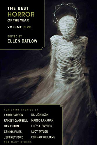 9781597804745: The Best Horror of the Year Volume Five