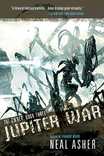 9781597804936: Jupiter War: The Owner: Book Three
