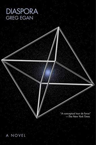 9781597805421: Diaspora: A Novel
