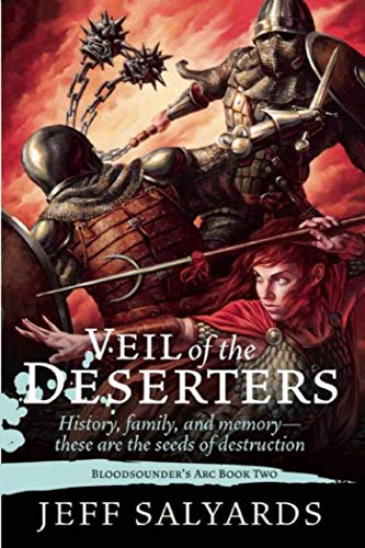 9781597808156: Veil of the Deserters: Bloodsounder's Arc Book Two