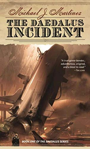 9781597808583: The Daedalus Incident: Book One of the Daedalus Series