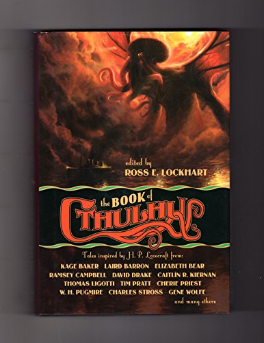 9781597808668: The Book of Cthulhu