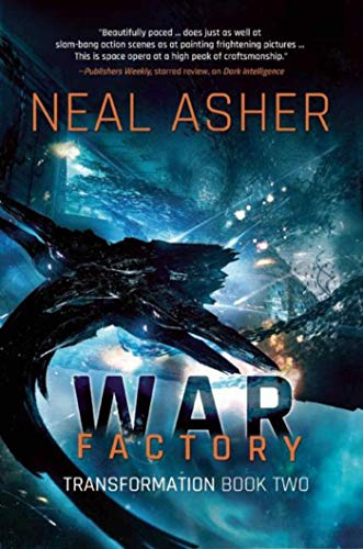 9781597808828: War Factory: Transformation Book Two