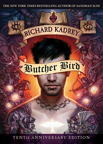 9781597809245: Butcher Bird: A Novel of the Dominion (Sandman Slim)