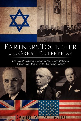 Partners Together in this Great Enterprise: Schmidt, David W.
