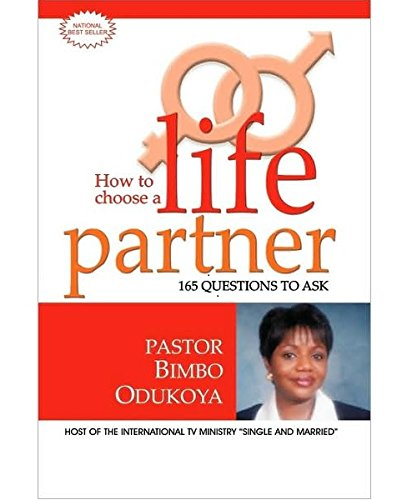 9781597816892: HOW TO CHOOSE A LIFE PARTNER