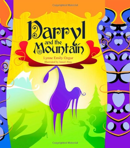 Darryl and the Mountain (Hardback): Lynne Emily Ozgur
