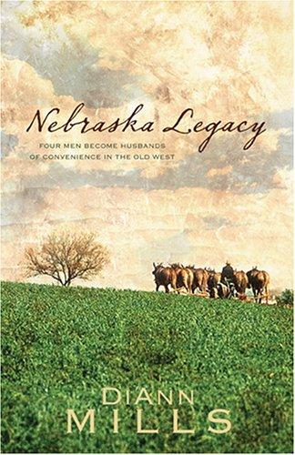 Nebraska Legacy: Mail Order Husband/Temporary Husband/Kiowa Husband/Renegade Husband...