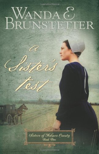 A Sister's Test (Sisters of Holmes County, Book 2)