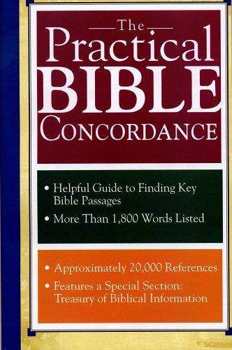 The Practical Bible Concordance: Creek, Humble