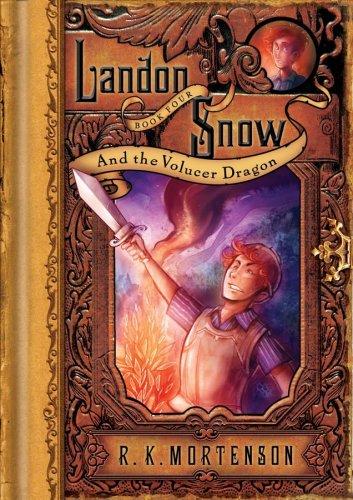 9781597892964: Landon Snow and the Volucer Dragon (Landon Snow)