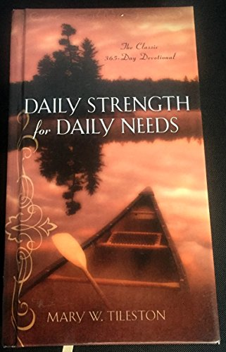 9781597893442: Daily Strength for Daily Needs