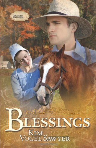 Blessings: Sommerfeld Trilogy #3 (Truly Yours Romance: Sawyer, Kim Vogel
