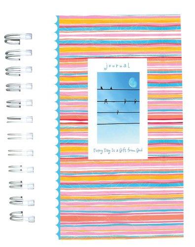 Journal - Stripes Cover (Scripture Journals): Publishing, Barbour