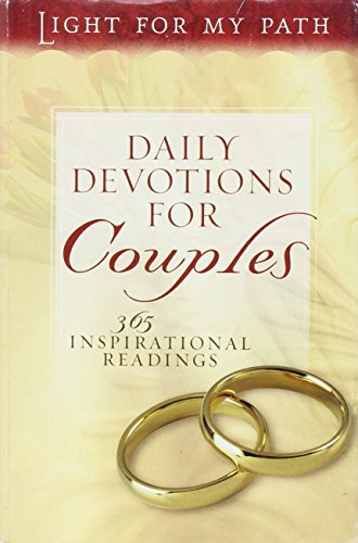 Daily Devotions for Couples - 365 Inspirational Readings