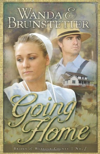 9781597896092: Going Home (Brides of Webster County, Book 1) (Truly Yours Romance Club #14)