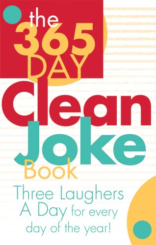 365 - DAY CLEAN JOKE BOOK: Publishing, Barbour