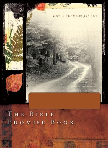 9781597896795: BIBLE PROMISE BOOK - NLV GIFT EDITION (Bible Promise Books)