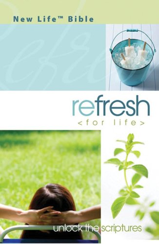 9781597896863: Refresh (For Life) NLV Bible (NEW LIFE BIBLE)