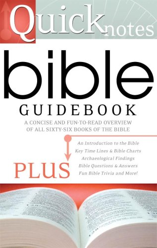 9781597896894: QUICKNOTES BIBLE GUIDEBOOK (QuickNotes Commentaries)