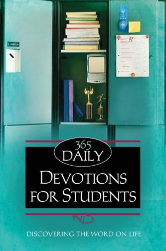 9781597897006: 365 DAILY DEVOTIONS FOR STUDENTS