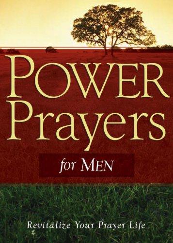 POWER PRAYERS FOR MEN: Tiner, John Hudson