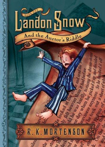 9781597899727: Landon Snow & the Auctor's Riddle (Landon Snow)
