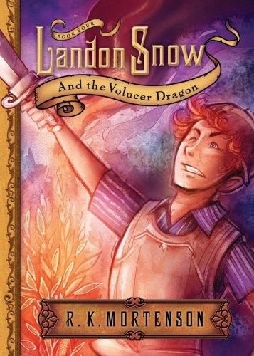 9781597899758: Landon Snow & The Volucer Dragon